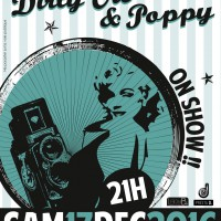Dirty Oil & Poppy @ Beer Country
