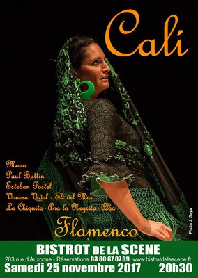 """Calí"" Spectacle flamenco"
