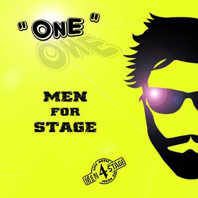 ONE par les MEN FOR STAGE