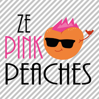 Ze Pink Peaches Image 1